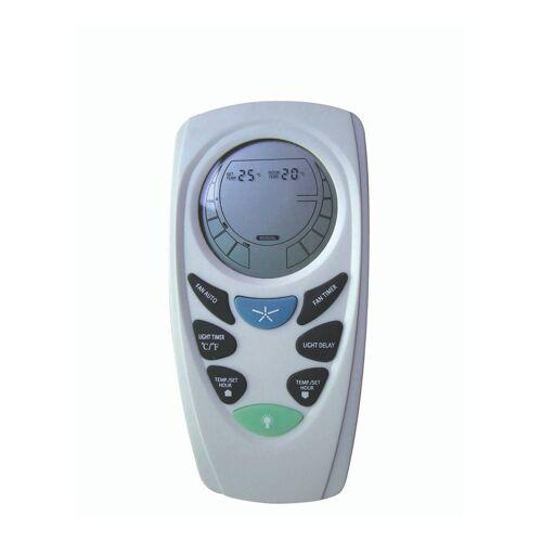 LUCCI LCD Fernbedienung für AC Deckenventilatoren von air und Bayside, 3