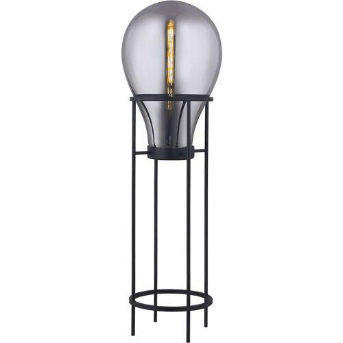 LUMINECA Stehlampe Hatann Smoky L