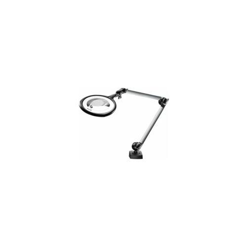 WALDMANN LED-Lupenleuchte - Leistung 14 W, 48 Leuchtdioden, schwarz - Waldmann