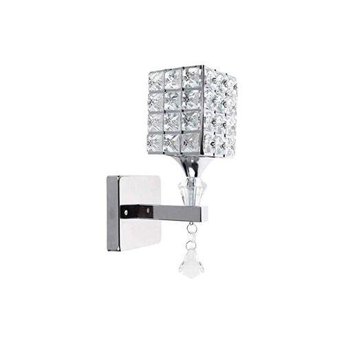 Stoex - Moderne Wandleuchte Kristall Wandleuchte Elegante Kreative