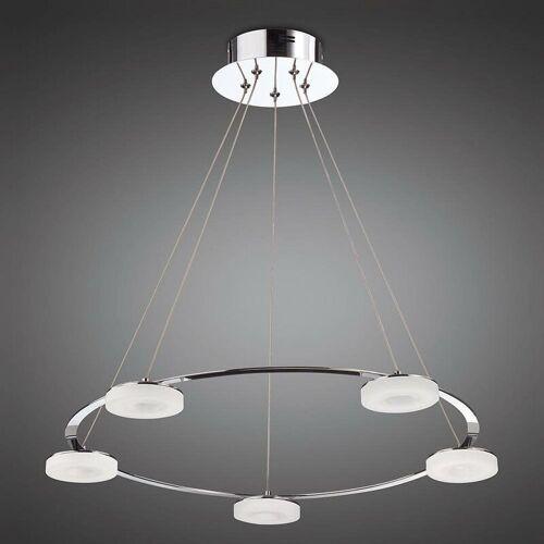 09-diyas - Nimbus Pendelleuchte 5 Lampen 25W LED 3000K, 2200lm,