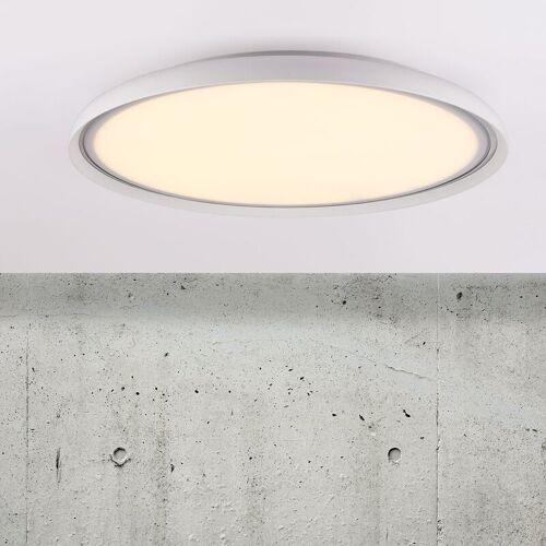 Design For The People - Designer LED Deckenleuchte La Luna, weiß, 400