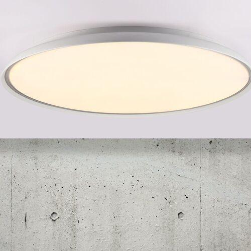 Design For The People - Designer LED Deckenleuchte La Luna, weiß, 600