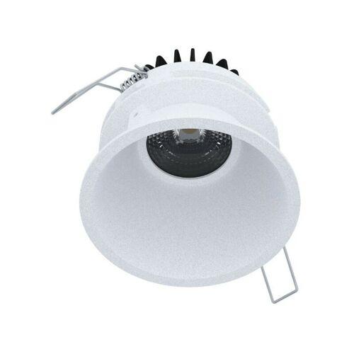 NOVALUX rundes LED-Einbaulicht Pix 10W weiß, Durchmesser 89 mm 103704.01