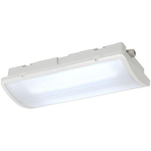 SLV P-Light, Deckenleuchte, LED, 6000K, rechteckig, weiß, 6,5W, IP65