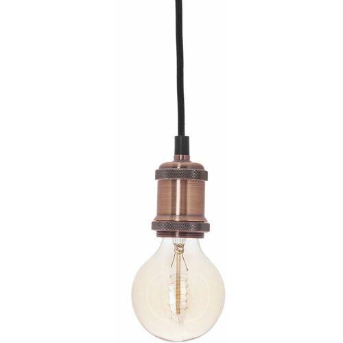 Atmosphera - Glühbirnenfassung mit Kabel, Ø 5 x 7 cm, für
