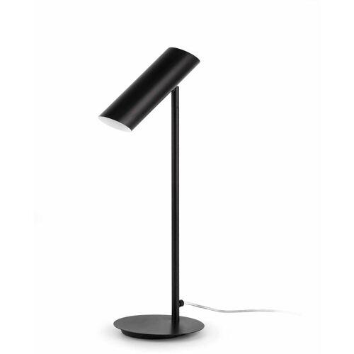 08-FARO Link schwarze Tischlampe 1 Glühbirne - 08-FARO