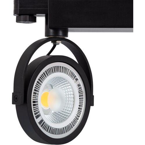 LEDKIA Strahler-Fassungen Für AR111 Dreiphasen Strahler für Glühbirnen Schwarz