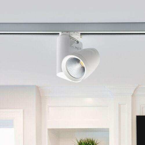 LAMPENWELT Colin - LED-Strahler für 3-Phasen-Stromschiene - LAMPENWELT