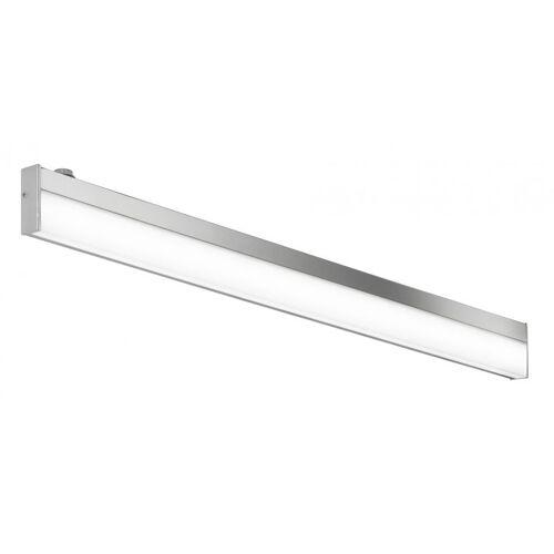 TRIO LEUCHTEN Schicke 9W LED Wandleuchte Treppenhaus Schalter Chrom Licht TRIO