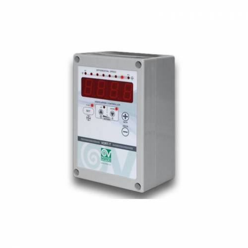 VORTICE Drehzahlregler von bis zu 20 Deckenventilatoren hvls vort t 21137
