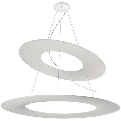 MA & DE Zweiflammige LED Pendelleuchte Kyklos, 9160 lm