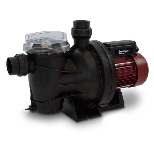 BERLAN 800 Watt Schwimmbadpumpe BSP800-250 - 15 m³/h - Berlan