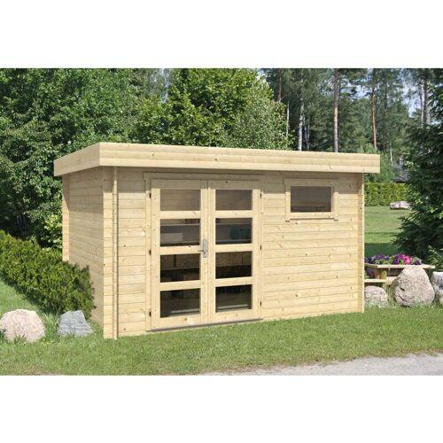 Carlsson - Gartenhaus aus Holz Emma , mit Imprägnierung , Ohne