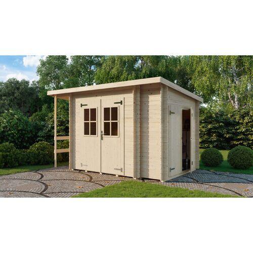 Der Holzwurm - Gartenhaus Vilano 3