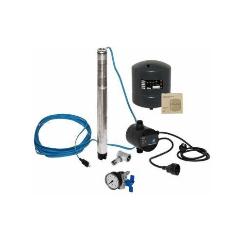 Grundfos Wasserversorgungspaket SQ 3-40 Brunnenpumpe Unterwasserpumpe