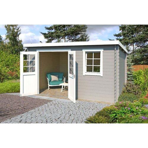 Lasita Maja Gartenhaus aus Holz Amira 275 , ohne Imprägnierung , ohne