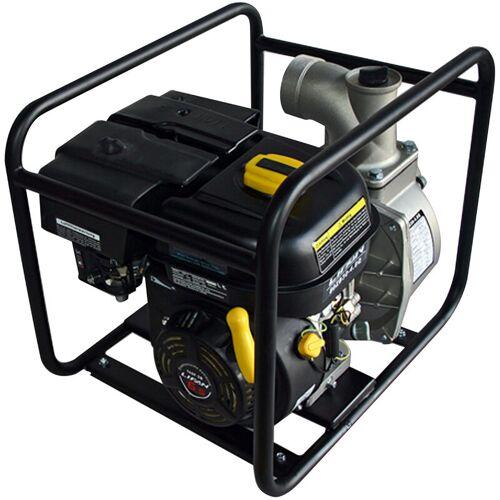 LIFAN 4T Benzin Wasserpumpe 48m³/h 30m 4,8kW 6,5PS 80mm 3' Gartenpumpe - Lifan