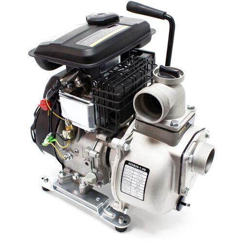 "LIFAN Benzin Wasserpumpe 9m³/h 20m 1.4kW (1.9PS) 50mm (2"") Gartenpumpe"
