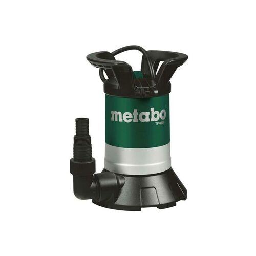 Metabo Klarwasser-Tauchpumpe TP 6600 - Metabo