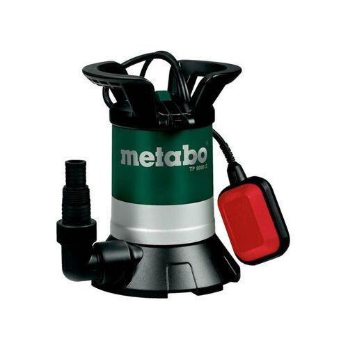 Metabo Klarwasser-Tauchpumpe TP 8000 S - Metabo