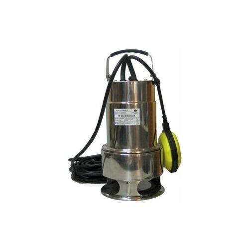 Omni - Pumpe 550W Edelstahl Wasserpumpe Gartenpumpe Tauchpumpe