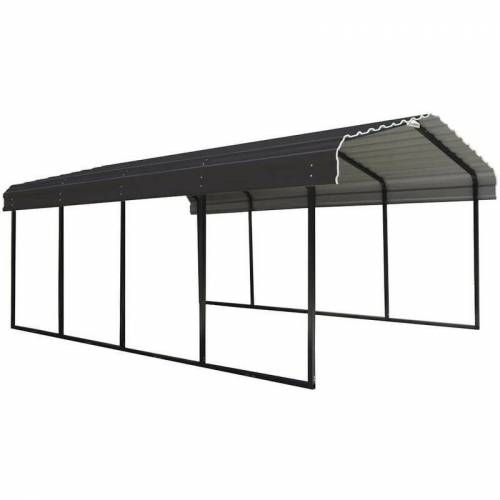 Shelter Logic - ShelterLogic Carport Rom Überdachung 370x600 cm