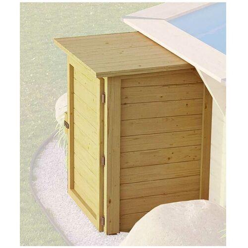 TREND POOL Technikbox für Trend Holzpools