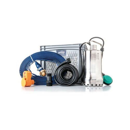 Wilo Hochwasserbox Mini 230 V Geka (Rp 1 1/4')-'41056867'