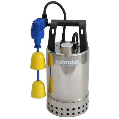 Zehnder Pumpen - Zehnder-Pumpen Schmutzwasser-Tauchpumpe E-ZW 65 KS,