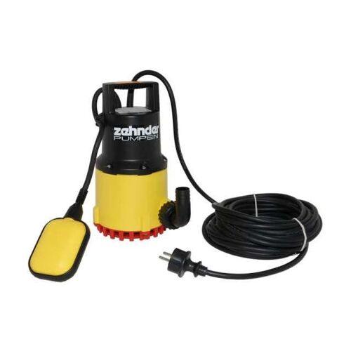 Zehnder Pumpen - Zehnder S-ZPK 30 A Schmutzwasser-Tauchpumpe für