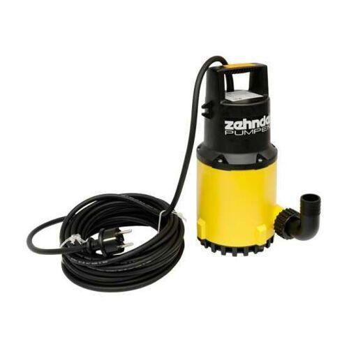 Zehnder Pumpen - Zehnder ZPK 30 Schmutzwasser Tauchpumpe ohne