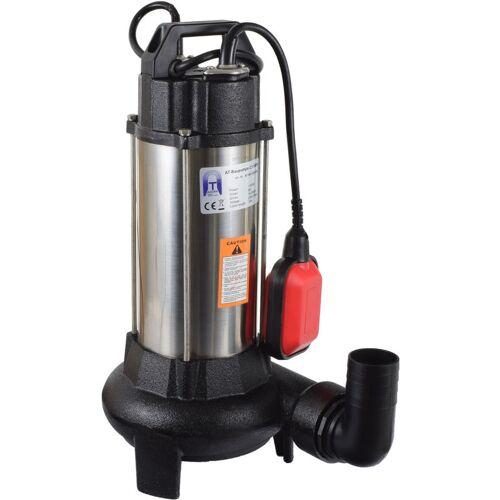 Agora-Tec® Bau-, Abwasser- und Schmutzwasserpumpe C 1100W (mit