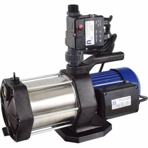 Agora-Tec® Hauswasserautomat Hauswasserwerk-5-1300-10DW mit