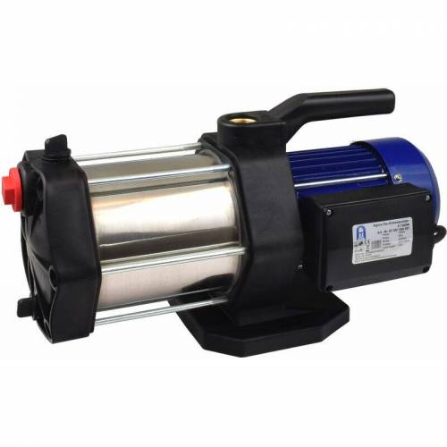 Agora-Tec® Hauswasserautomat Hauswasserwerk-5-1300-3DW mit Druckschalter