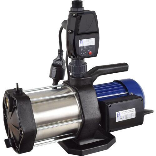 Agora-Tec® Hauswasserautomat Hauswasserwerk-5-1300-5DW mit Druckschalter