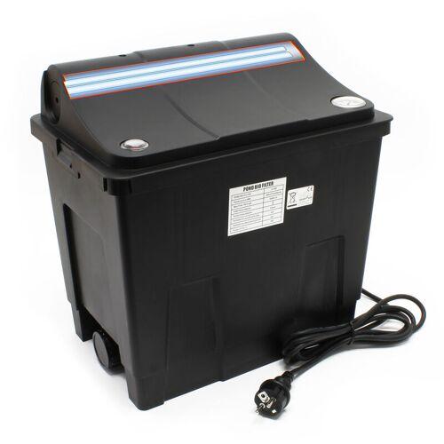 SunSun Biofilter CBF-200U Filteranlage mit UVC Einheit 9 W Filtersystem