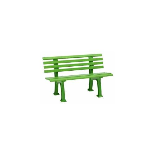 CERTEO Sitzbank   Kunststoff   2-Sitzer   Gelbgrün   BLOME