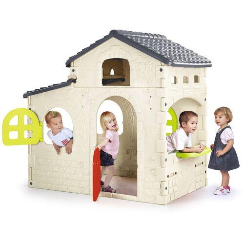 FEBER Casa Plastikspielhaus für Kinder Feber Candy House