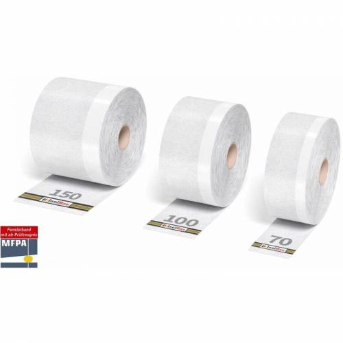 ISOLBAU Fensterdichtband Flexband Fensterband Dichtband für Fenster ,Außen