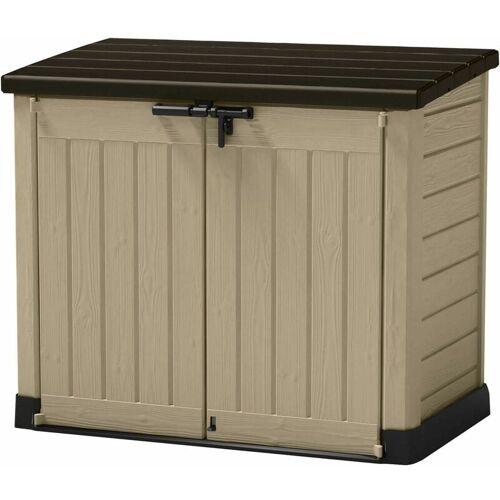 Tepro - Keter Gartenbox Aufbewahrungsbox Mülltonnenbox