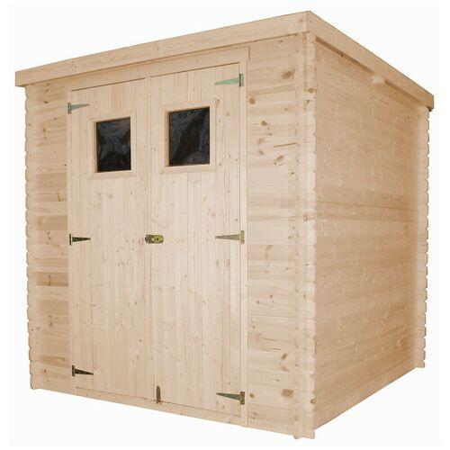 TIMBELA Holzhaus Gartenhaus TIMBELA M309+M309G - Gartenschuppen Holz mit Boden