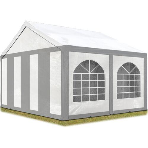 Profizelt24 - Hochwertiges Partyzelt 3x4 m Pavillon Zelt 240g/m² PE