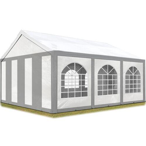 Profizelt24 - Hochwertiges Partyzelt 3x6 m Pavillon Zelt 240g/m² PE