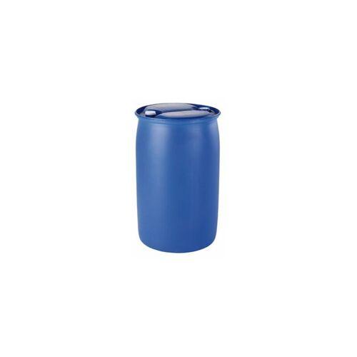 CERTEO Fass   Kunststoff   Mit Stopfen   Blau   220 l Leerfass Wasserfass