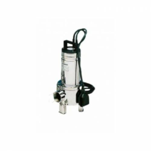 Lowara Schmutzwasserpumpe DOMO 7 max. H:7,5m Rp1 1/2' max.