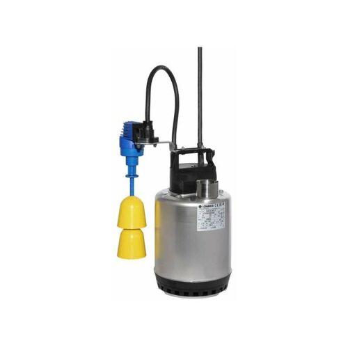 LOWARA Schmutzwasserpumpe Tauchpumpe DOC 3/A GW L17 mit vertikalem