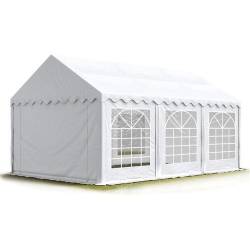 Profizelt24 - Party-Zelt Festzelt 4x6 m Garten-Pavillon -Zelt ca.