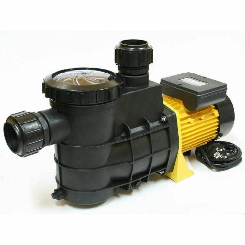 Bc-elec - HZS-750 POOLPUMPE SCHWIMMBADPUMPE 14500L/H 750W FILTERPUMPE