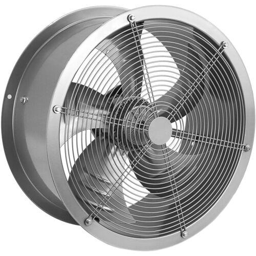 PRIMEMATIK Rohrabluftventilator 500 mm für industrielle Belüftung 1350 U / min